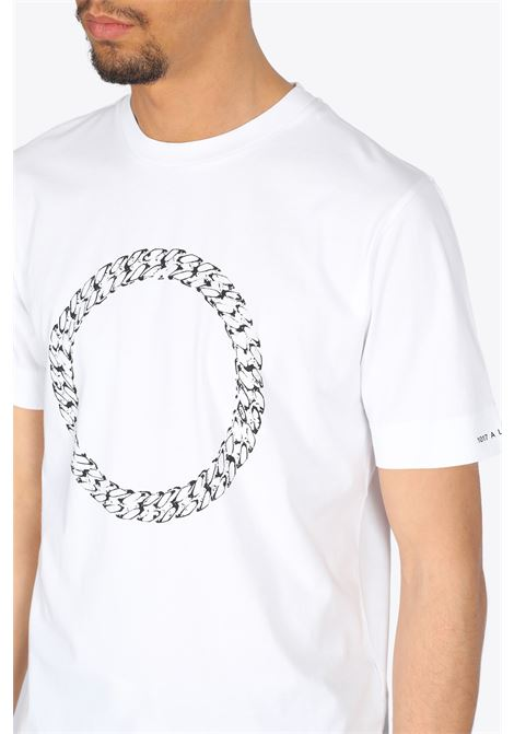 CUBE CHAIN S/S TEE 1017 ALYX 9SM | 8 | AAMTS0218FA01 CUBE CHAIN S/S TEEWHITE