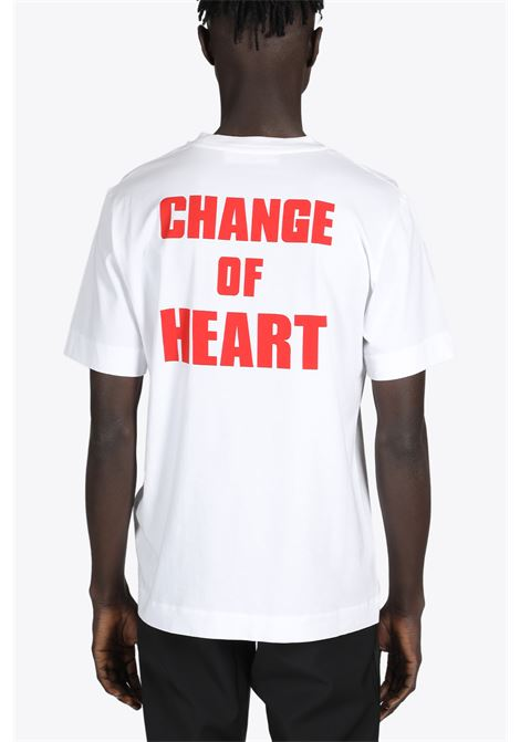 CHANGE OF HEART S/S TEE 1017 ALYX 9SM | 8 | AAMTS0225FA02 CHANGE OF HEART S/S TEEWHITE