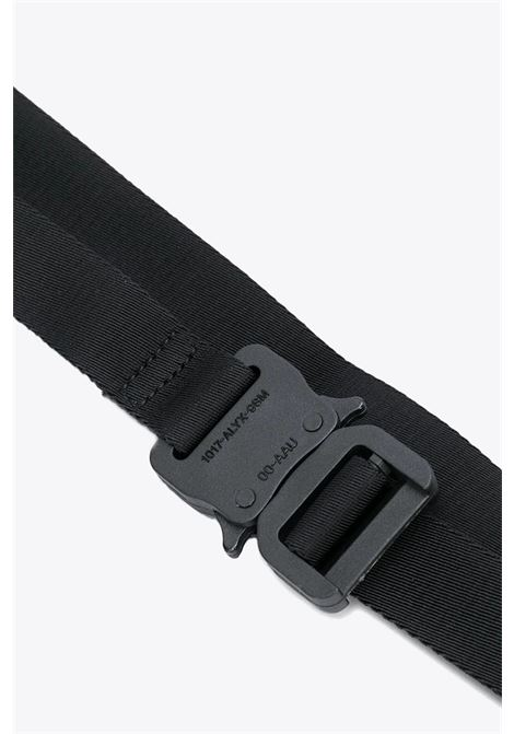 MEDIUM NYLON BUCKLE ROLLERCOASTER 1017 ALYX 9SM | 22 | AAUBT0002FA02 MEDIUM NYLON BUCKLE ROLLERBLACK