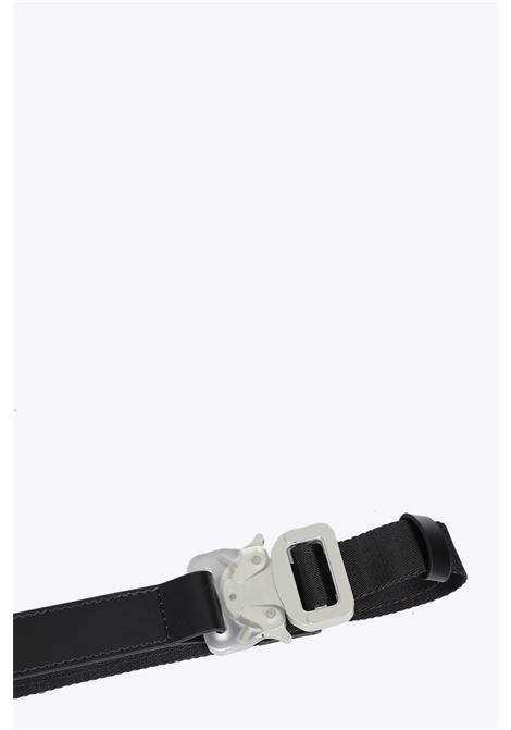 DOUBLE BUCKLE MIXED NYLON 1017 ALYX 9SM | 22 | AAUBT0025FA02 DOUBLE BUCKLE MIXED NYLONBLACK