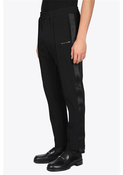SIDE BAND TRACKPANT 1017 ALYX 9SM | 9 | AAUPA0161FA01 TRACKPANTBLACK