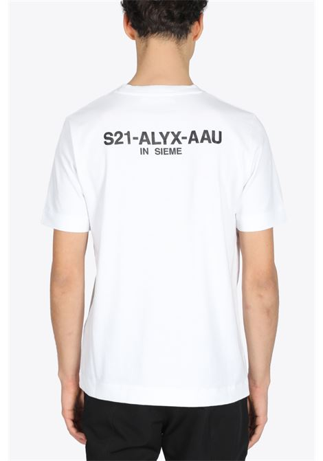 COLLECTION NAME S/S TEE 1017 ALYX 9SM | 8 | AAUTS0214FA01 COLLECTION NAME S/S TEEWHITE