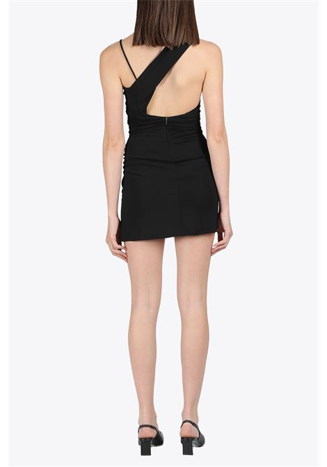 DRAPED MINI DRESS 1017 ALYX 9SM | 11 | AAWDR0060FA01 DRAPED MINI DRESSBLACK