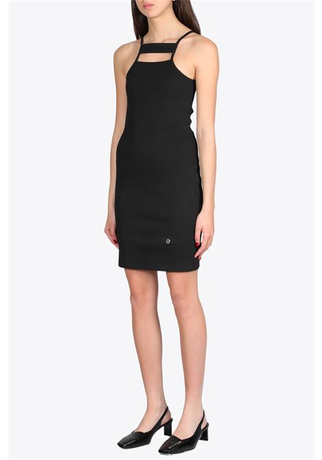 ribbed tank dress 1017 ALYX 9SM | 11 | AAWDR0081FA01 RIBBED TANK DRESSBLACK
