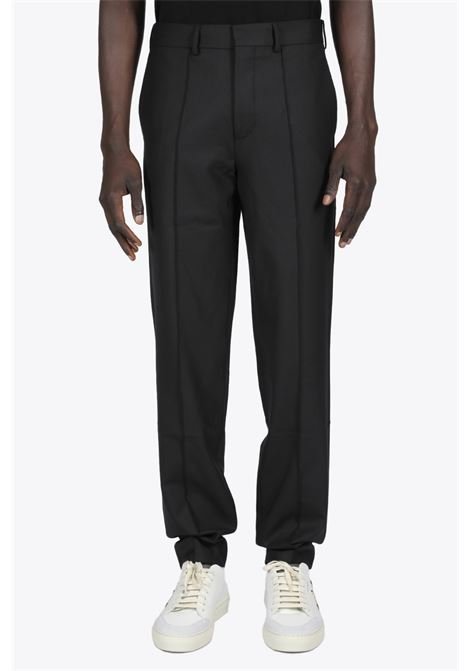 straight fit trousers AXEL ARIGATO | 9 | 15375 STRAIGHT FIT TROUSERSBLACK
