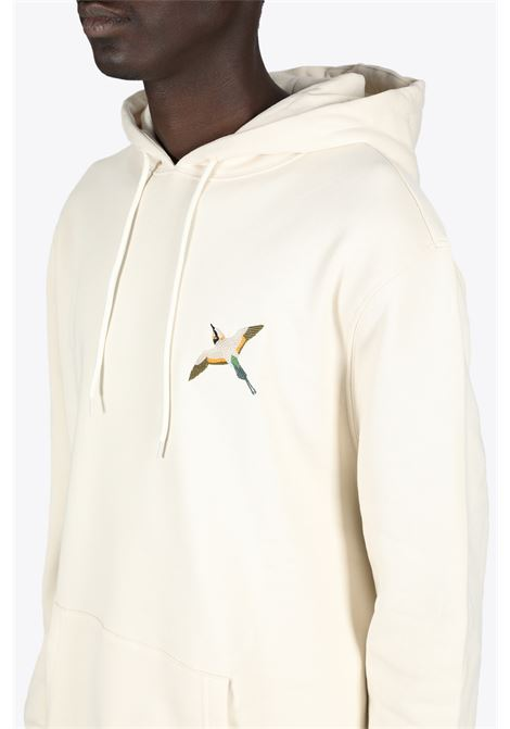 SINGLE TORI BIRD HOODIE AXEL ARIGATO | -108764232 | 15453 SINGLE TORI BIRD HOODIEBEIGE
