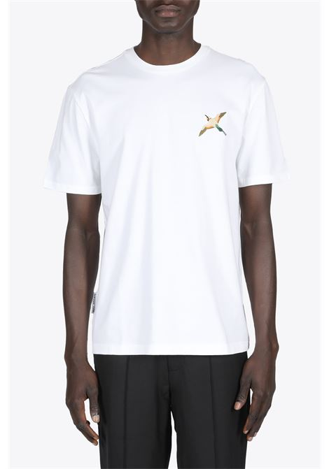 SINGLE TORI BIRD T-SHIRT AXEL ARIGATO | 8 | 15462 SINGLE TORI BIRD T-SHIRTWHITE