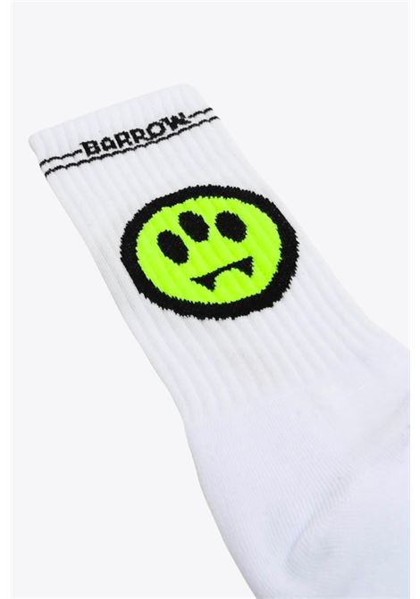 SMILE LOGO SOCKS BARROW | 33 | 026680002