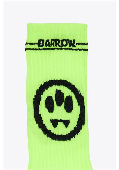 SMILE LOGO SOCKS BARROW | 33 | 026680023