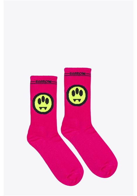 SMILE LOGO SOCKS BARROW | 33 | 026680134