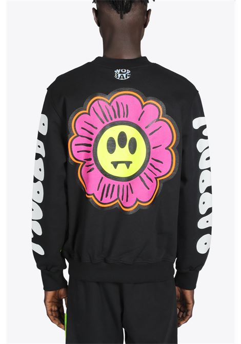 FLOWER SWEATSHIRT BARROW | -108764232 | 029132110