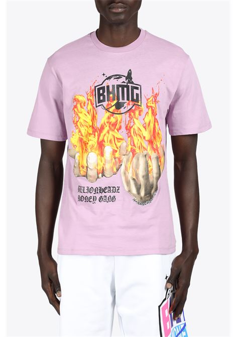 HANDS ON FIRE TEE BHMG | 8 | 029108046
