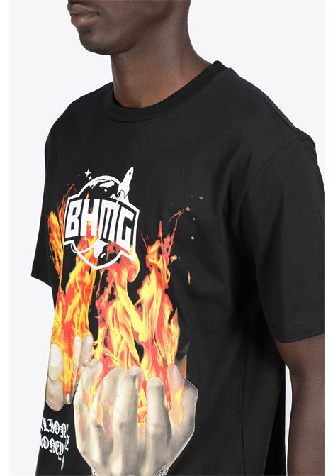 HANDS ON FIRE TEE BHMG | 8 | 029108110