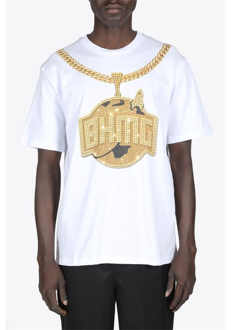 HIP-HOP NECKLACE TEE BHMG | 8 | 029109001