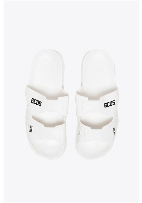 RUBBER SANDALS GCDS | 10000006 | SS21M010099 RUBBER SANDALS01