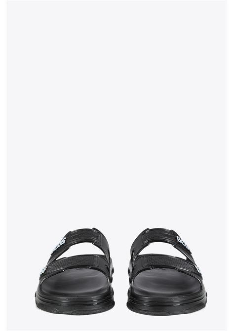 RUBBER SANDALS GCDS | 10000006 | SS21M010099 RUBBER SANDALS02