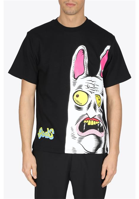 RABBIT REGULAR TEE GCDS | 8 | SS21M020072 REGULAR TEE02