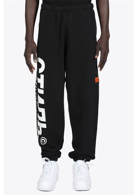 SWEATPANTS CTNMB HALO HERON PRESTON | 9 | HMCH014R21JER001 SWEATPANTS CTNMB HALO1001