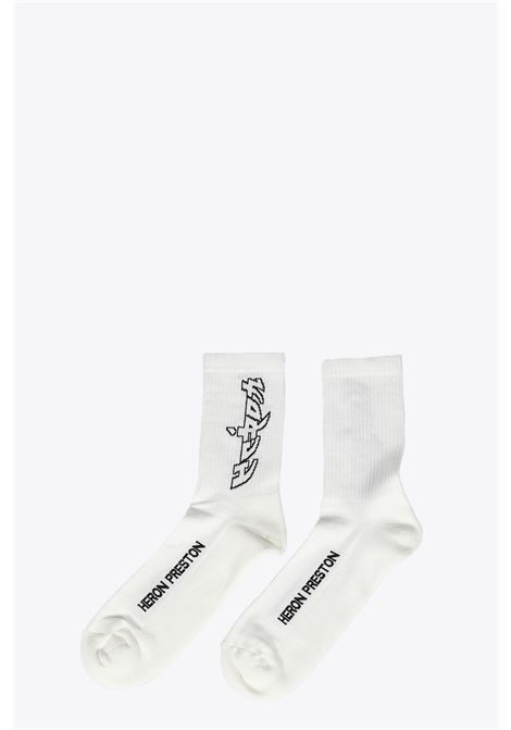 HP ARCADE LONG SOCKS HERON PRESTON | 33 | HMRA002S21KNI003 HP ARCADE LONG SOCKS0110