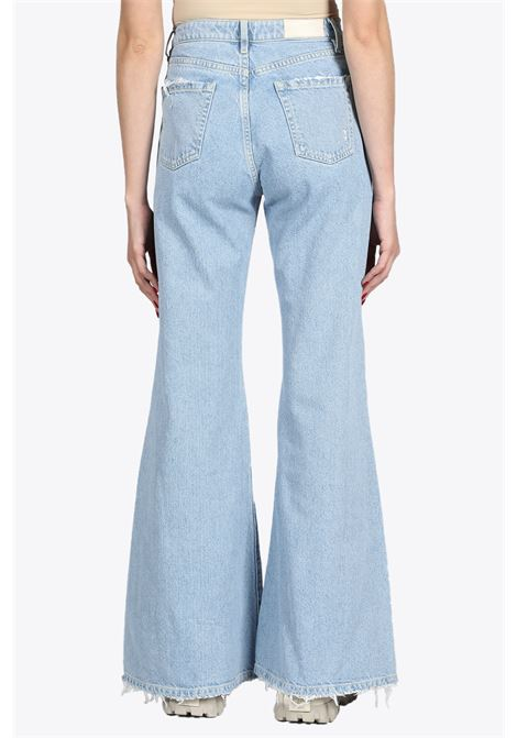 WIDE BOOTCUT DENIM PANT ICON DENIM | 24 | DESIID204