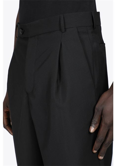 STRAIGHT TROUSERS LOWNN | 9 | STRAIGHT TROUSERSBLACK
