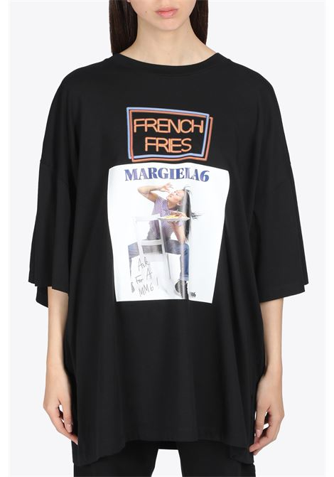 FRENCH FRIES T-SHIRT MM6 MAISON MARGIELA | 8 | S52GC0174 S23588900