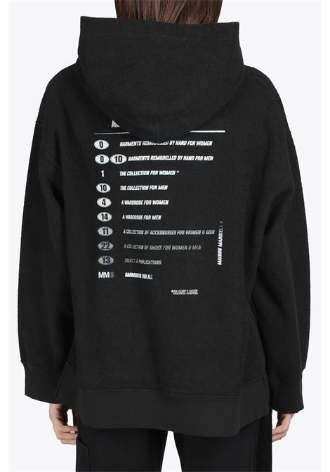 INSIDE-OUT HOODIE MM6 MAISON MARGIELA | -108764232 | S52GU0132 S25502900