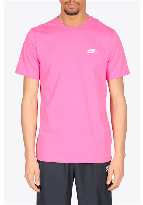 chest logo tee NIKE | 8 | AR4997-684PINK