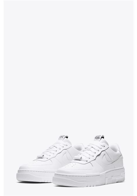 AIR FORCE 1 PIXEL NIKE | 10000039 | CK6649-100 AIR FORCE 1 PIXELWHITE