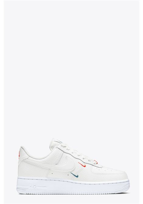 AIR FORCE 1 07 ESSENTIAL NIKE | 10000039 | CT1989-101 AIR FORCE 1 07 ESSENTIALWHITE/CORAL