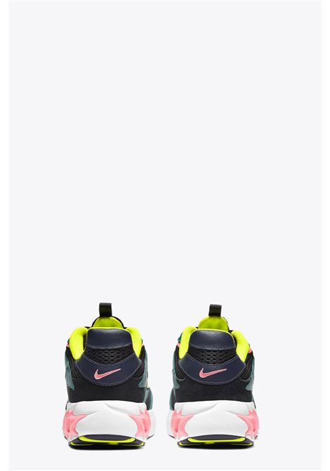 ZOOM AIR FIRE NIKE | 10000039 | CW3876-300 ZOOM AIR FIREBLACK/GREEN/LIME