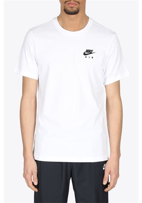 NIKE AIR T-SHIRT NIKE | 8 | DA0294-100WHITE
