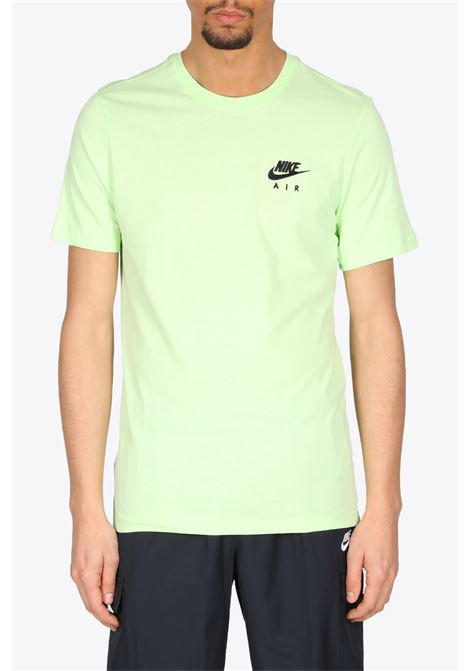 NIKE AIR T-SHIRT NIKE | 8 | DA0294-383LIME