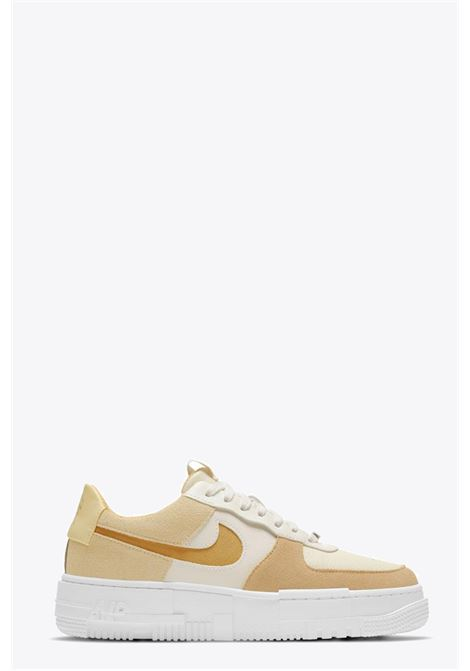 AIR FORCE 1 PIXEL NIKE | 10000039 | DH3856-100 AIR FORCE 1 PIXELWHITE/LEMON