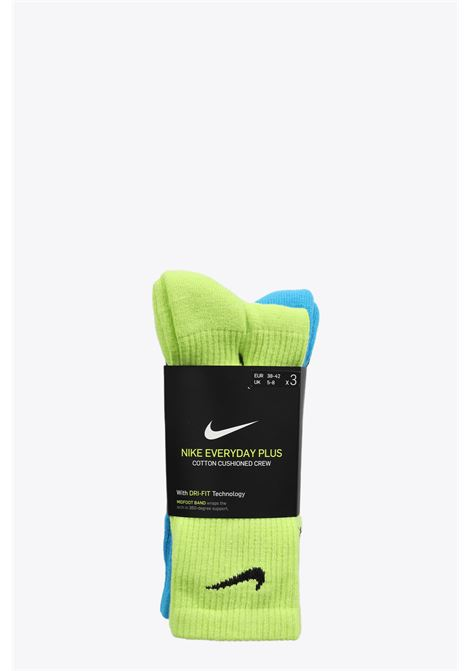 tri-pack socks NIKE | 33 | SX6888-903MULTI