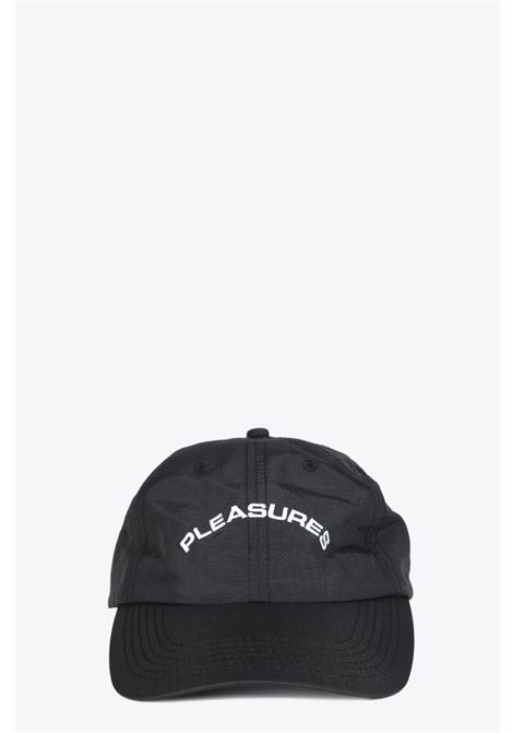 DESTINY NYLON POLO CAP PLEASURES | 26 | P21SP060 DESTINY NYLON POLO CAPBLACK