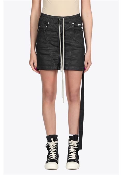 DENIM MINI SKIRT RICK OWENS-DRKSHDW | 15 | DS21S2345 SBWEM4 MINI SKIRT99