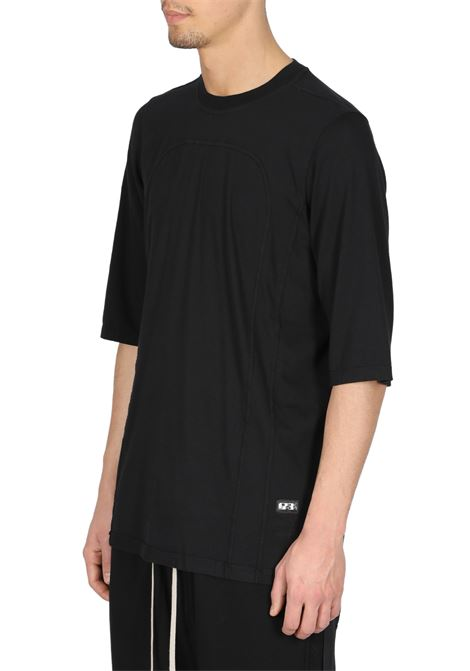 CREWNECK SWEAT RICK OWENS-DRKSHDW | 8 | DU21S2268 RN CREWNECK SWEAT09