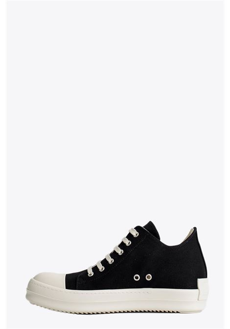 LACE UP LOW SNEAKERS RICK OWENS-DRKSHDW | 10000039 | DU21S2802 TNAPH2 LOW SNEAKERS911