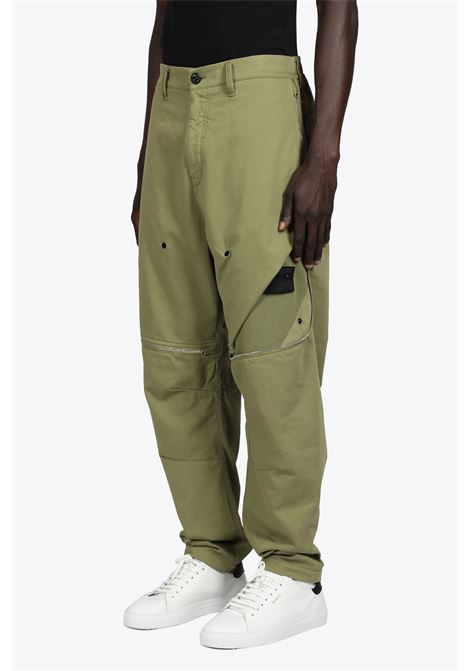 VENT PANEL PANTS STONE ISLAND SHADOW PROJECT | 9 | 741930308 VENT PANEL PANTSV0058