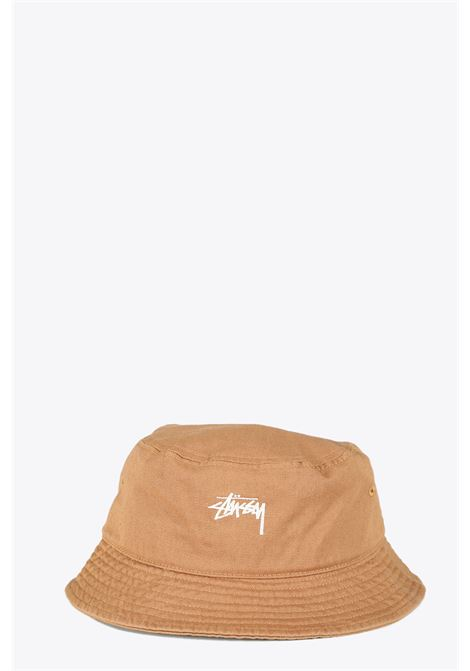 STOCK BUCKET HAT STUSSY | 26 | 1321023 STOCK BUCKET HATKHAKI