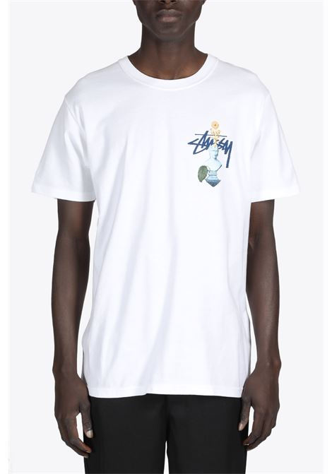 PSYCHEDELIC TEE STUSSY | 8 | 1904663 PSYCHEDELIC TEEWHITE