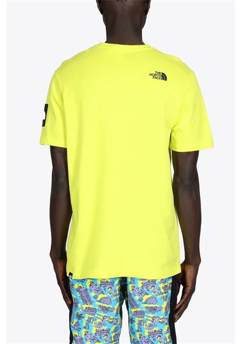 s/s fine alpine tee 2 THE NORTH FACE | 8 | NF0A4M6NJE31GREEN