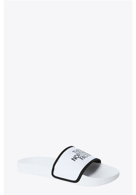 base camp slide THE NORTH FACE | 5032257 | NF0A4T2RLA91WHITE/BLACK