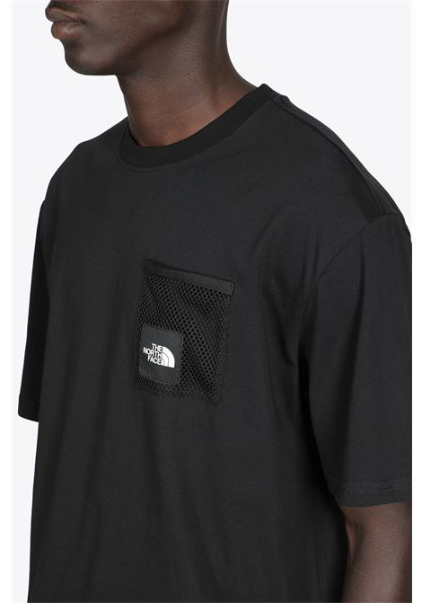 black box cut tee THE NORTH FACE | 8 | NF0A557KJK31BLACK