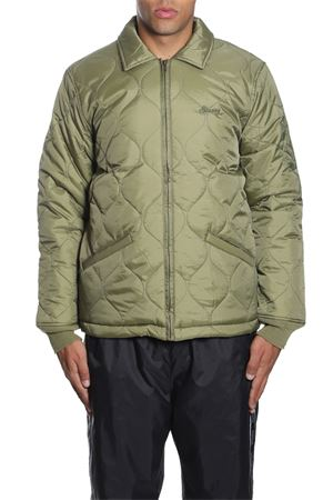 STUSSY | 3 | 115350 QUILTED WORK JACKETOLIVE
