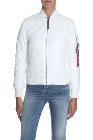ALPHA INDUSTRIES | -276790253 | 133009 MA-1 VF 59 WMNWHITE