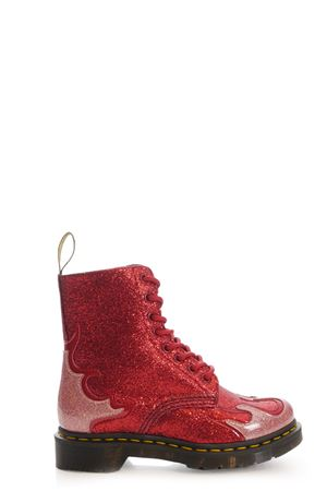 DR.MARTENS | 10000042 | 24034689 PASCAL FLAME GLITTERGLITTER RED