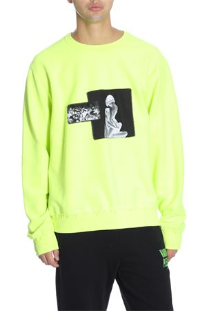 MISBHV | -108764232 | AW18-120 RAVER NEON INSIDE-OUT CREWNECKNEON