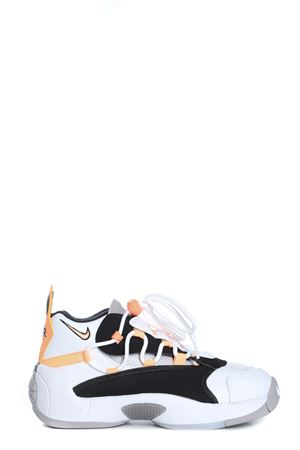 NIKE | 10000039 | 917592-102 AIR SWOOPES IIWHITE/ORANGE/BLACK